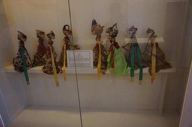Koleksi Lain di Museum Wayang Indonesia