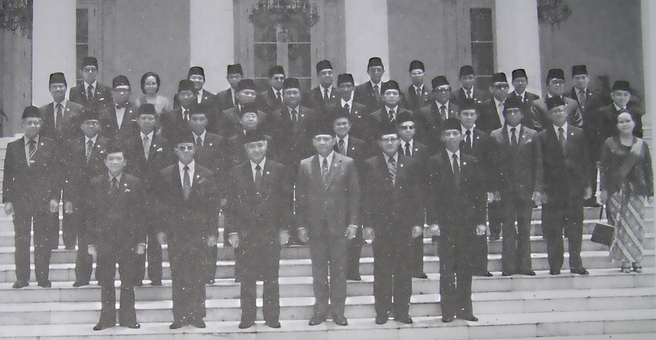 Lasijah yang Menjabat Menteri Peranan Wanita Kabinet Pembangunan III dan IV | Sumber dok: Wikipedia