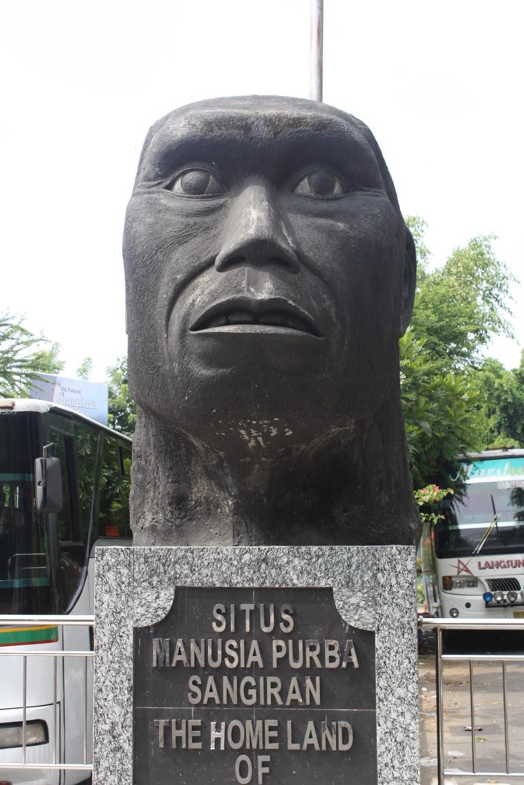 Image result for balai pelestarian situs manusia purba sangiran