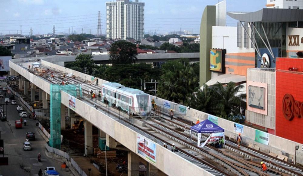 Diperlukan Persiapan yang Matang Untuk Pembangunan LRT yang Akan Dimulai Akhir Tahun 2018 | Sumber: Media Jakarta