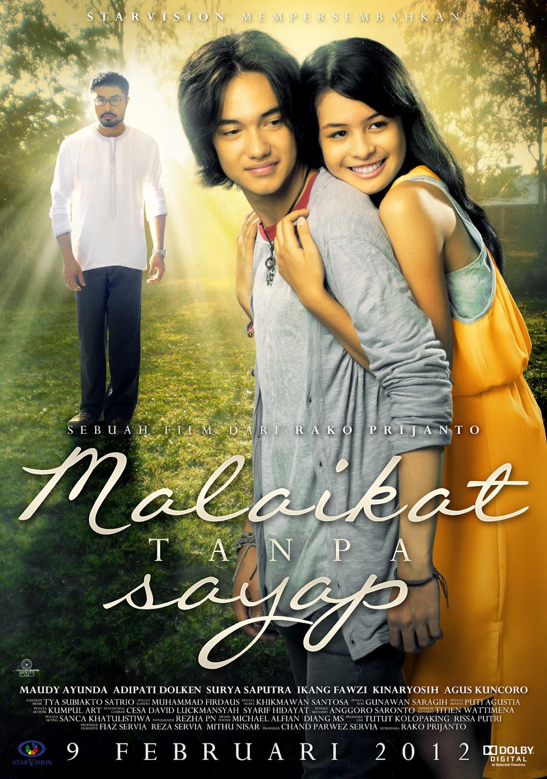 Poster Film Malaikat Tanpa Sayap | Sumber dok: IMDb