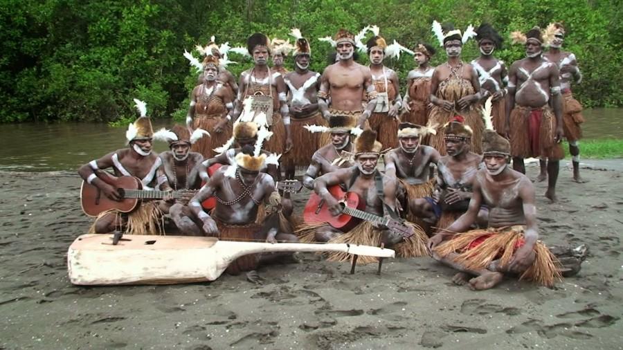 Suku Asmat Suku Asli Papua