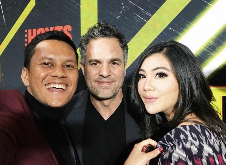 Arief Muhammad Saat Hadiri Promosi Film Thor: Ragnarok Oktober 2017