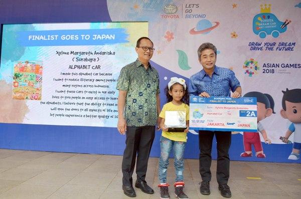 Di Usianya yang Masih Dini, Xylone Mampu Membawa Nama Indonesia di Kancah Dunia   Sumber dok: Fakta News