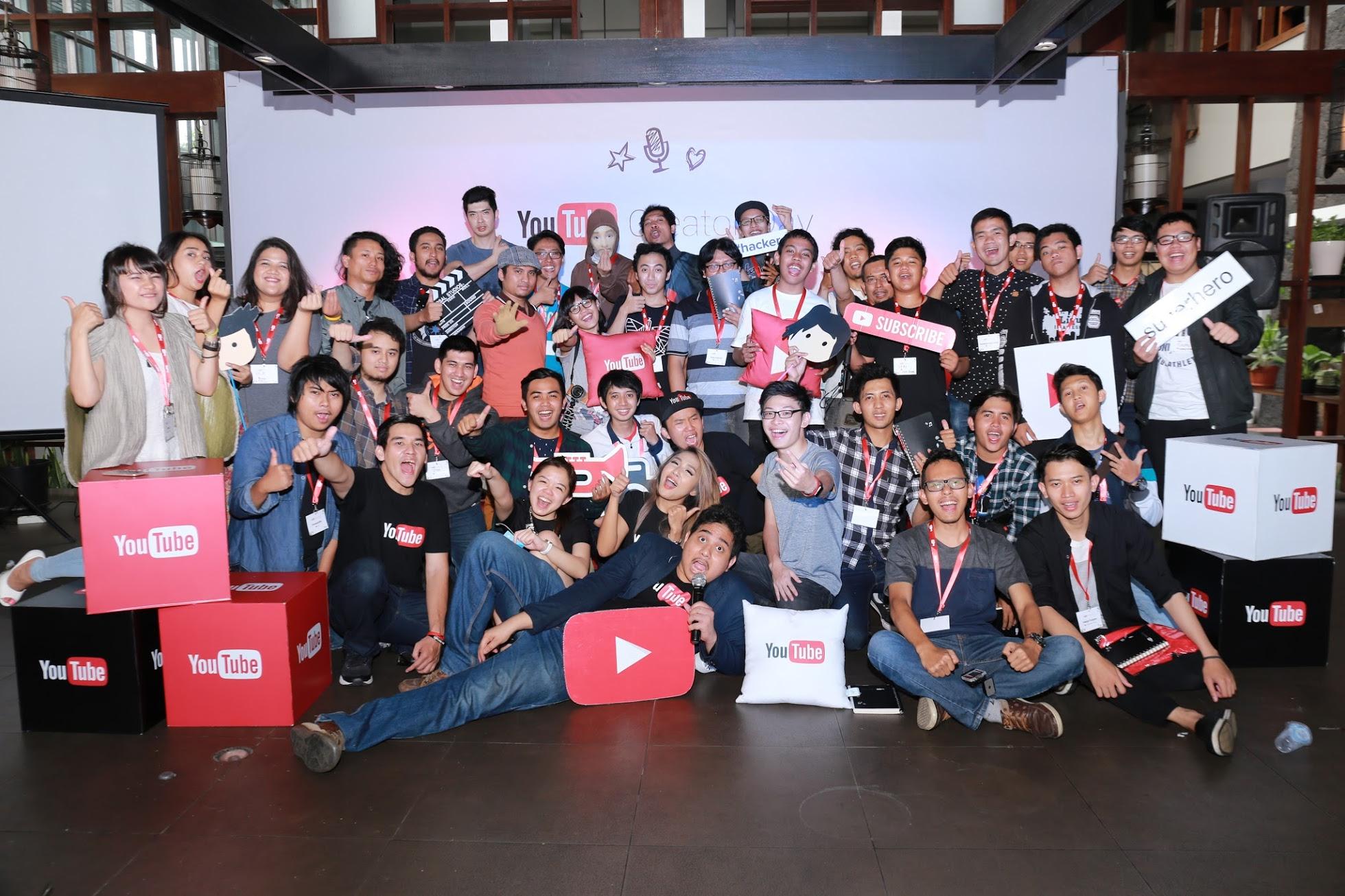 Sebab Yang Muda Yang Berkarya Demi Indonesia