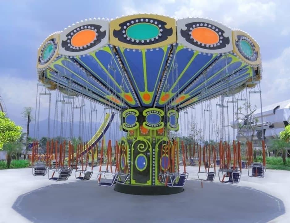 Saloka Theme Park | Sumber dok: ASEDINO