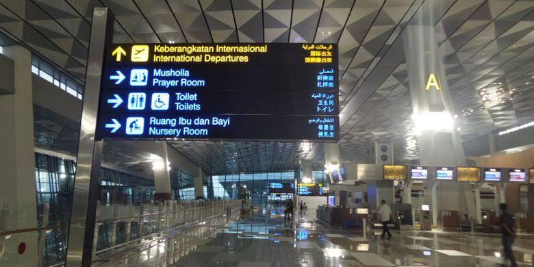 Bandara Low Cost Carrier Terminal | Sumber dok: Beranda