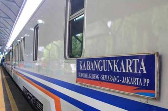 Kereta Api Bangunkarta | Sumber dok: Enciety