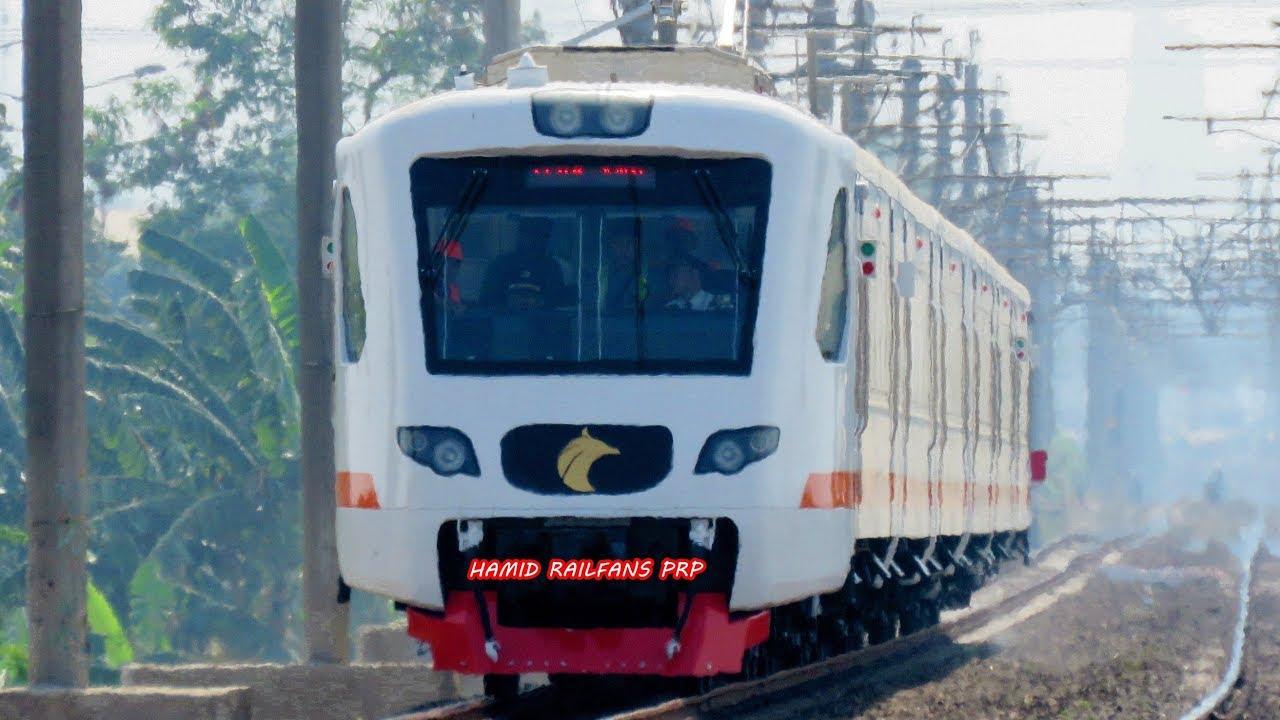 Ilustrasi Kereta Bandara Bekasi-Soetta