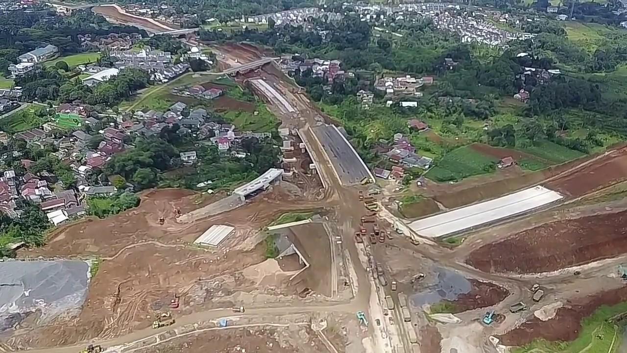 Pembangunan Jalan Tol Bocimi