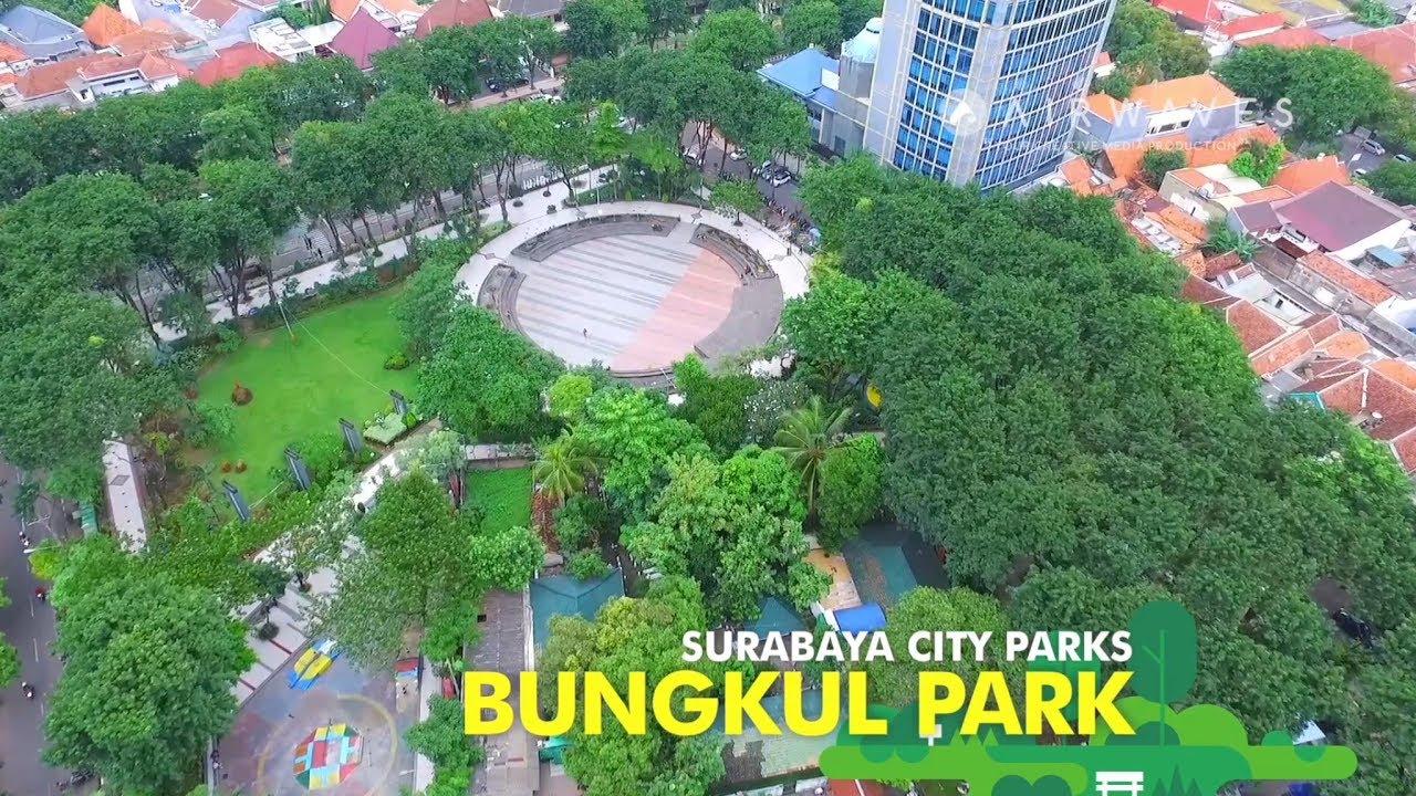 Panorama Taman Bungkul