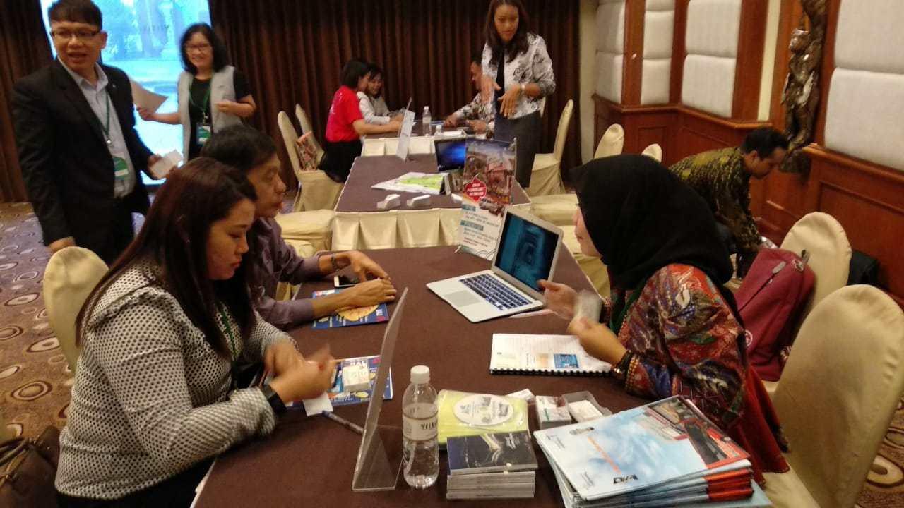 Suasana Sales Mission di Thailand | Sumber dok: GenPI News Indonesia