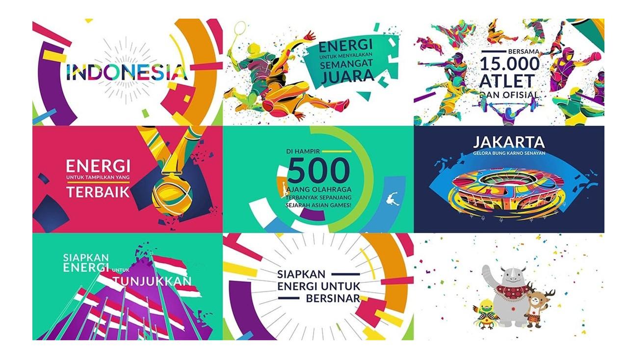 Asian Games 2018 Siap Berkibar di Indonesia