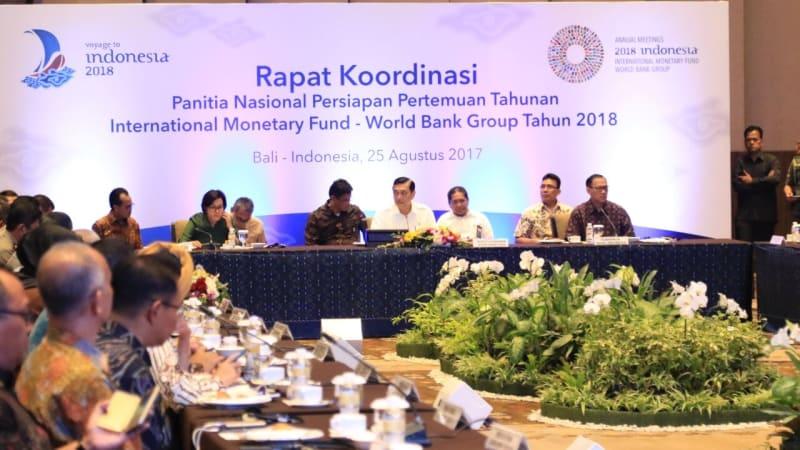 IMF-WBG Annual Meetings 2018 Direncanakan Dibuka Presiden Jokowi | Sumber dok: Kumparan