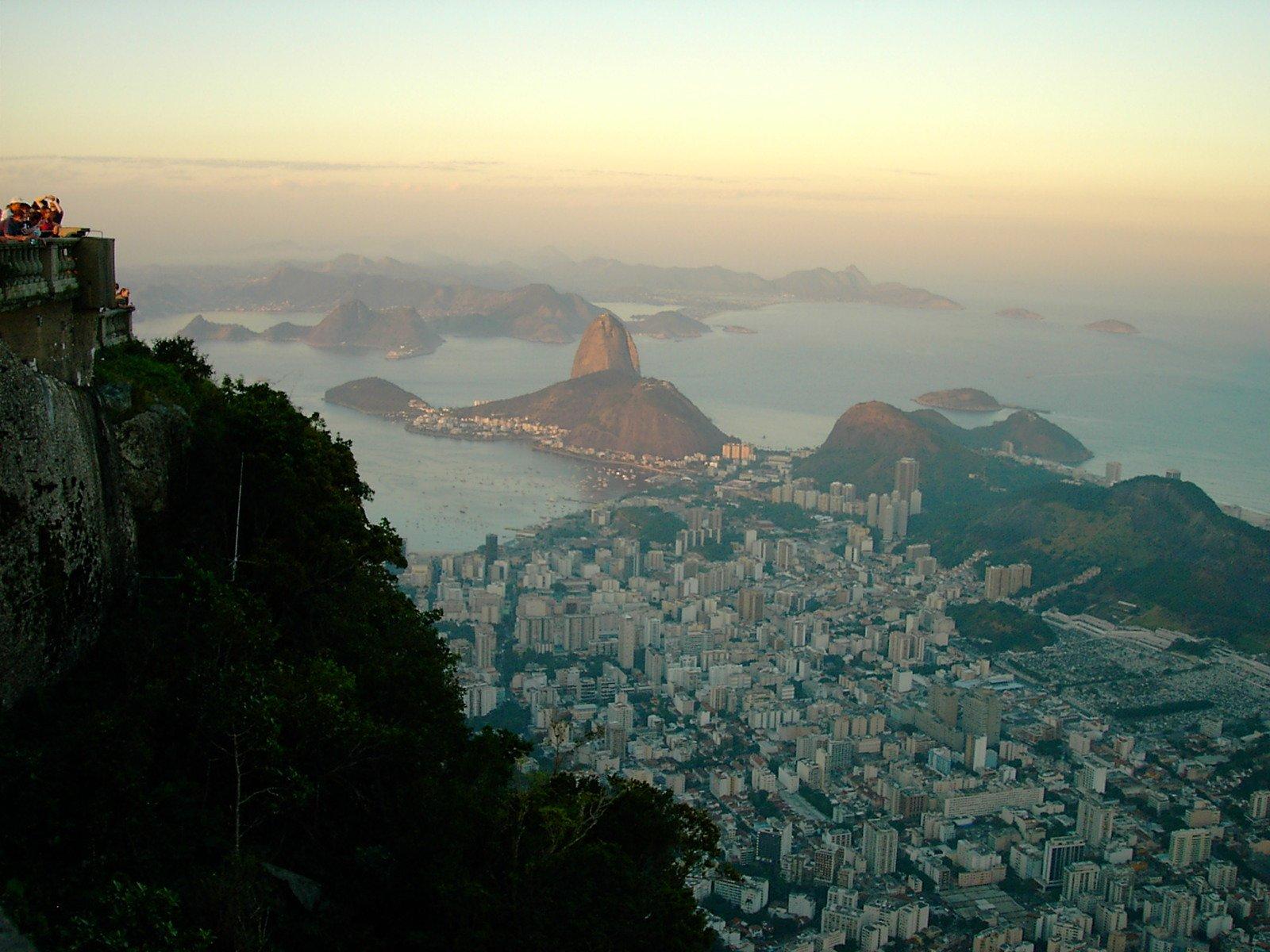Kota Rio de Janeiro, Brazil (Denise Thuler)