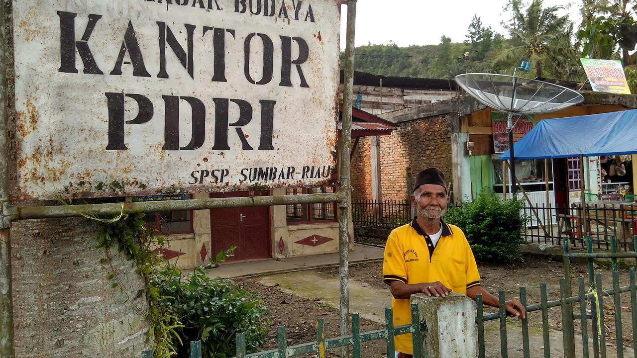 Rumah yang dulu dijadikan sebagai Kantor PDRI, di Sumatera Barat, menjadi tempat Syafruddin Prawiranegara dan para jajarannya menyusun strategi mempertahankan kemerdekaan RI | Kompas.com