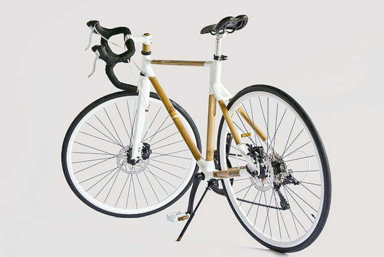 Bamboo Bicyle | Foto : thejakartapost.com