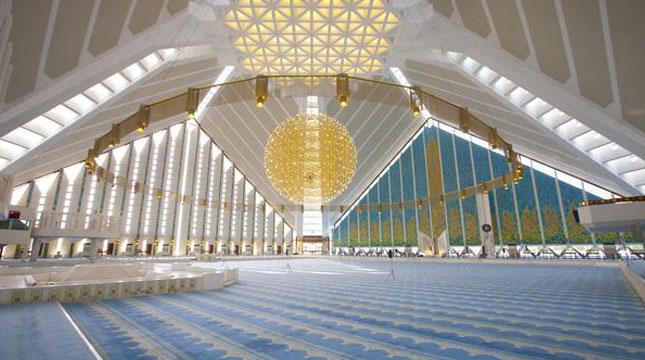 Masjid Faisal | foto : Industry.co.id