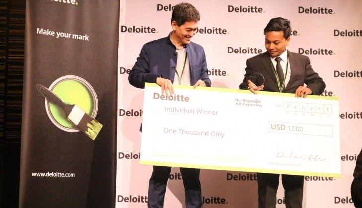 Delloitte SEA Tax Challenge | foto : idntimes.com