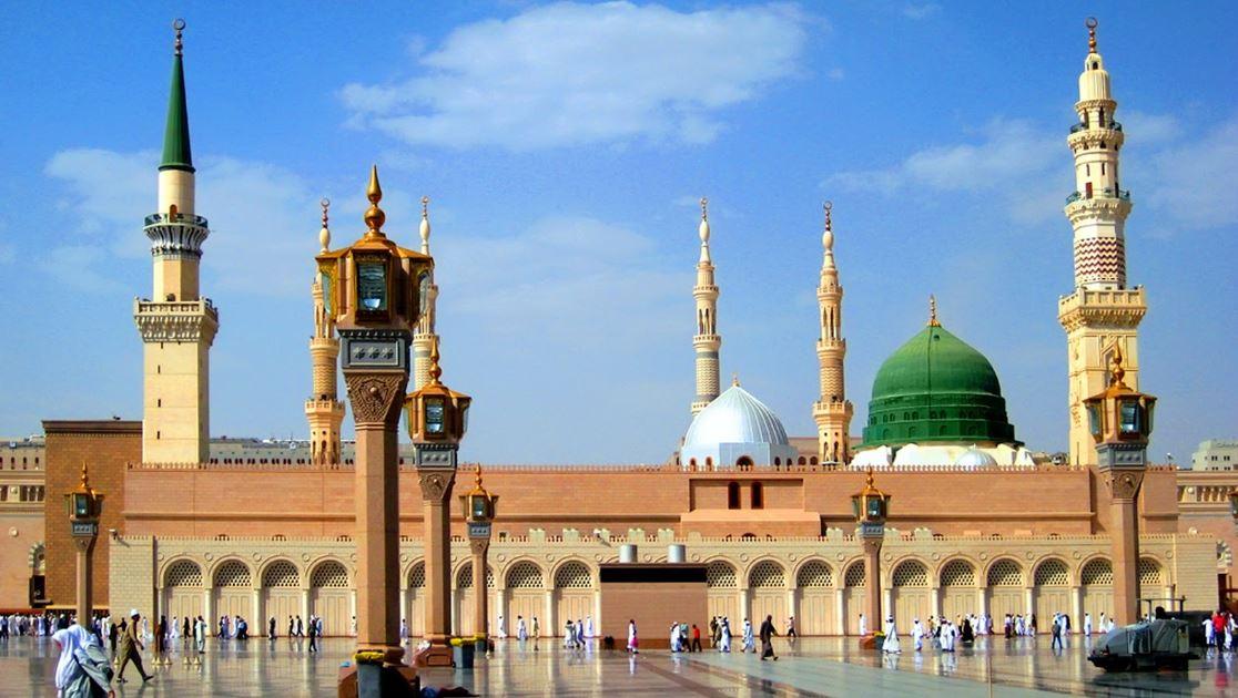 Masjid Nabawi | foto : HD Walpaper