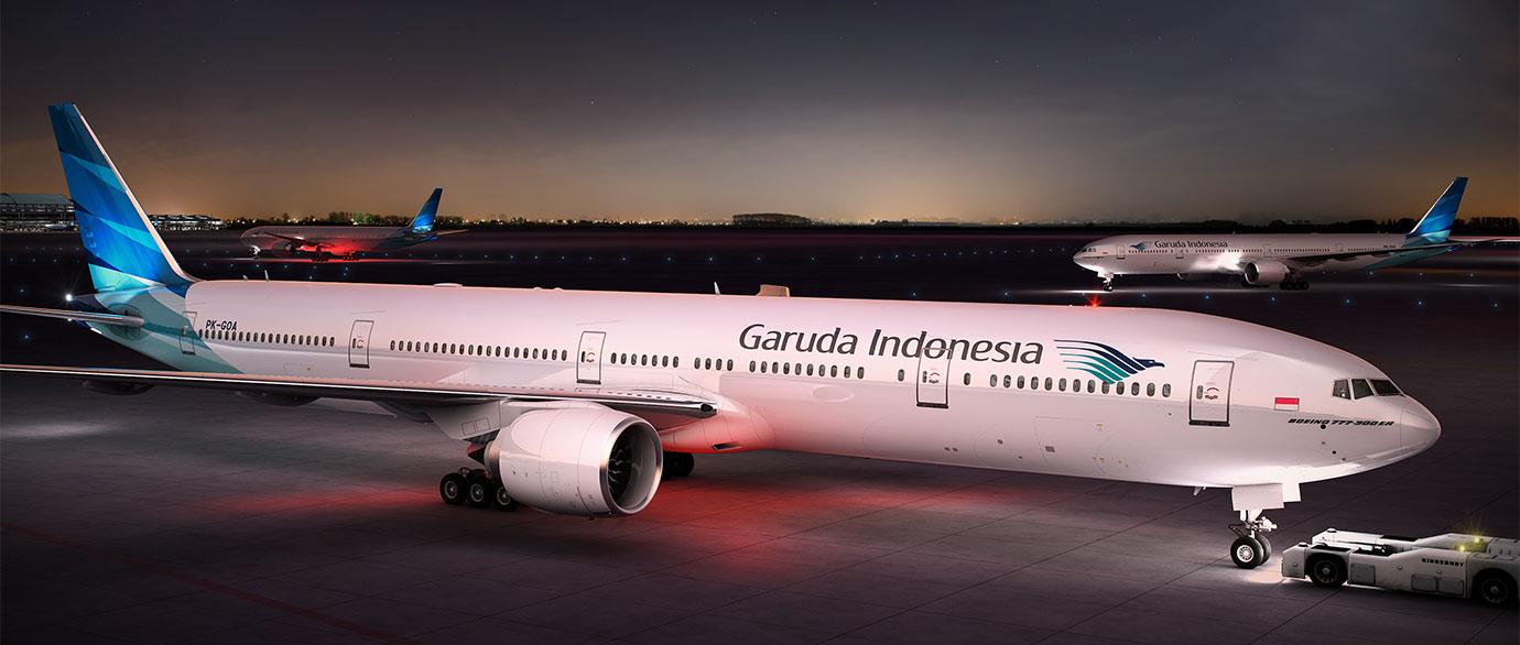 Maskapai Penerbangan Garuda Indonesia | foto : Garuda Indonesia