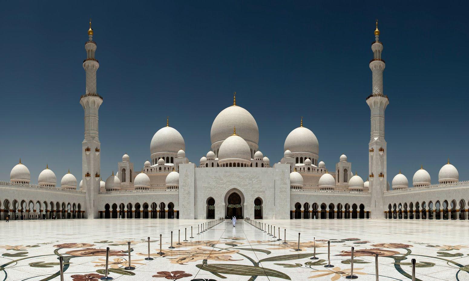 Masjid Sheikh Zayed | foto : Youtube