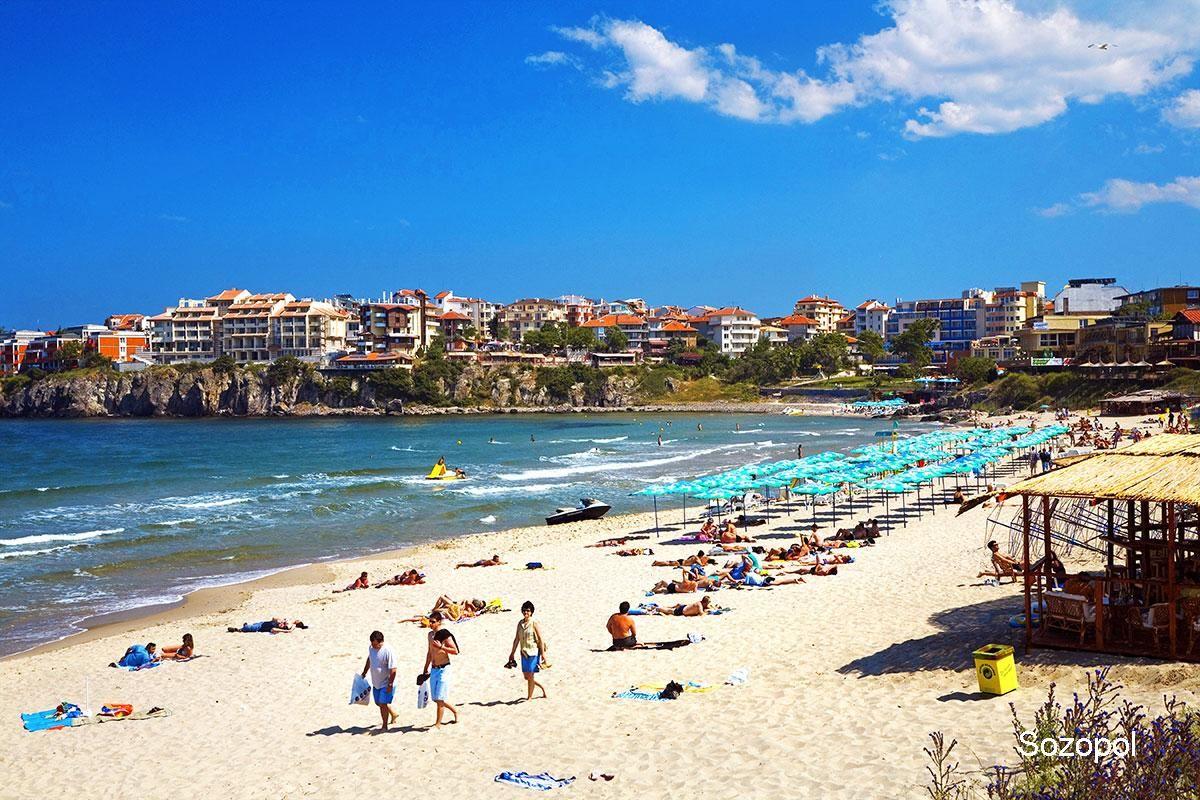 sunny beach in Bulgaria | Itaka
