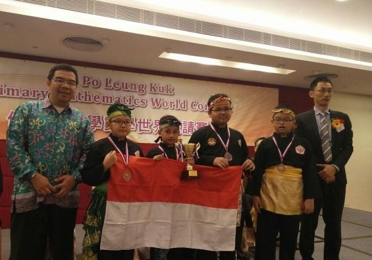 Tim Indonesia dalam Po Leung Kuk 20th | foto : idntimes.com