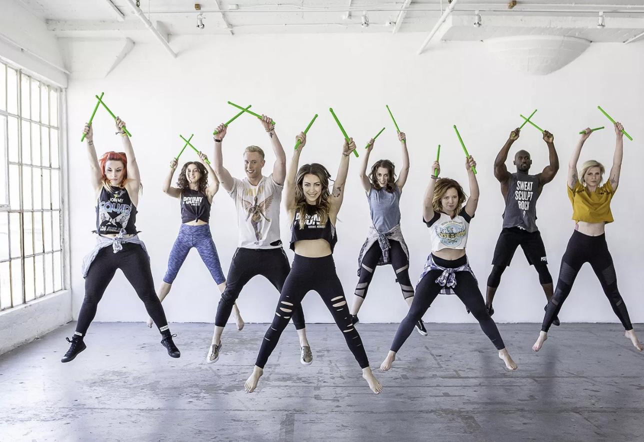 Pound fit yang kaya gerakan| foto: dbs.com