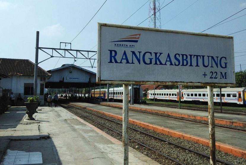 Statisun Rangkasbitung | Foto: republika.co.id