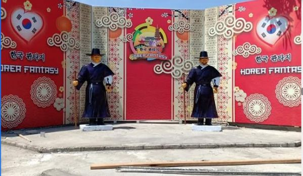 Wisata Korea Kediri © Masbei.com