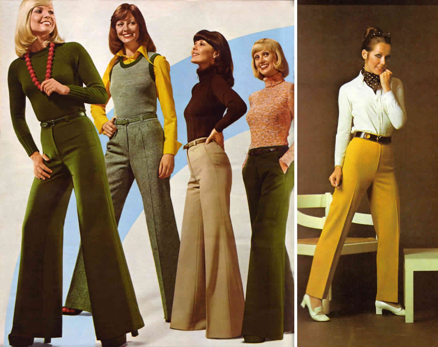 Pictures of 1970 fashions 2