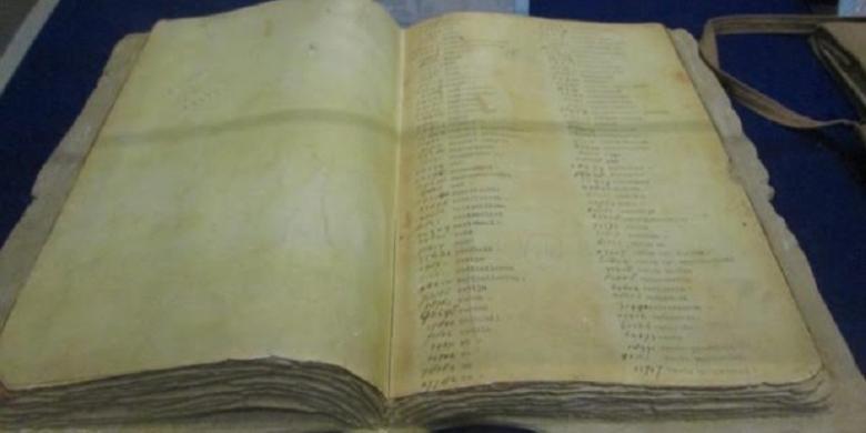 Buku Kode C yang ditulis oleh dr. Roebiono