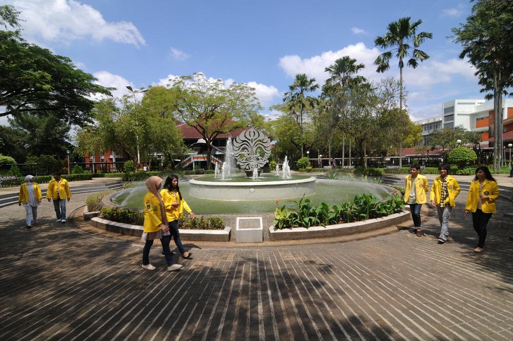Kampus UI jadi kampus paling populer di Indonesia dan dunia (Foto: ui.ac.id)