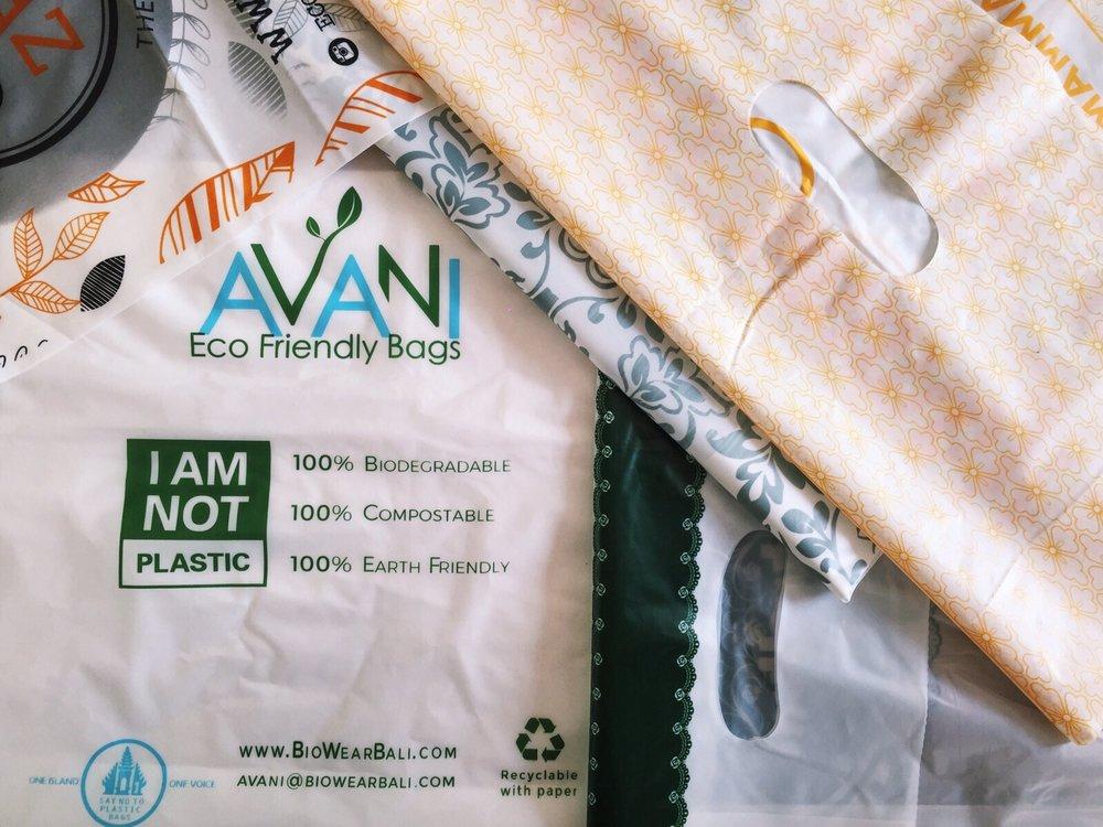 Cassava Bags (Foto: avanieco.com)