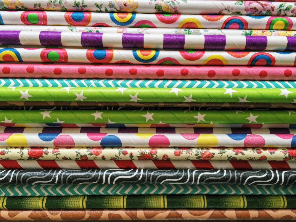 Paper straw (Foto: avanieco.com)