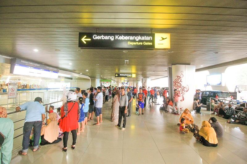 Ini adalah capaian yang sangat baik bagi bandara Juanda dan menjadi motivasi bagi bandara lain di Indonesia (foto: Afrizal/GNFI)