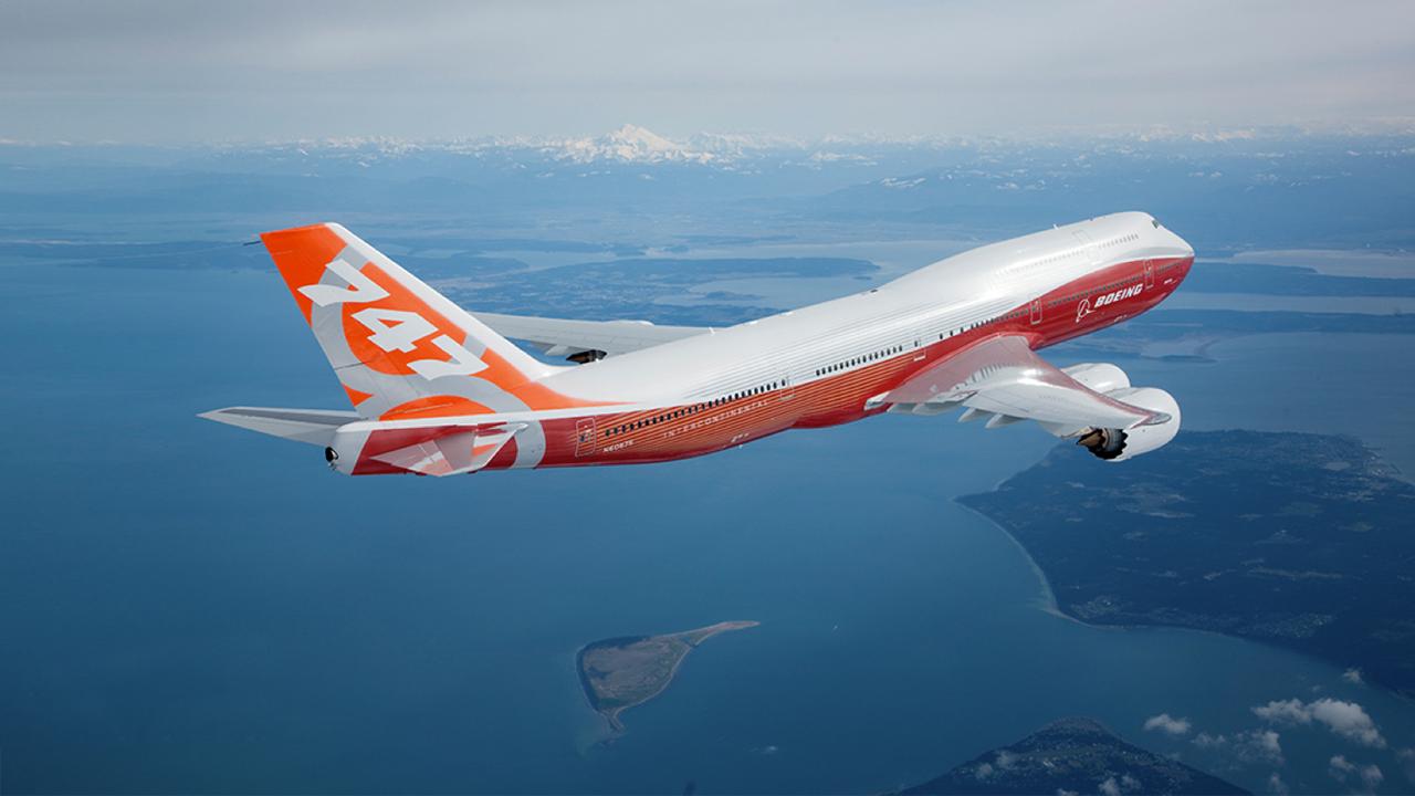 Diah turut berkecimpung dalam pembuatan pesawat Boeing 747 (foto: boeing.com)
