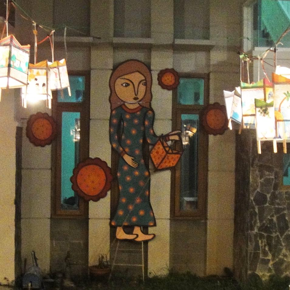 DamarKurung Festival diselenggarakan sebagai bentuk pelestarian tradisi DamarKurung masyarakat Gresik (foto: DamarKurung Festival)