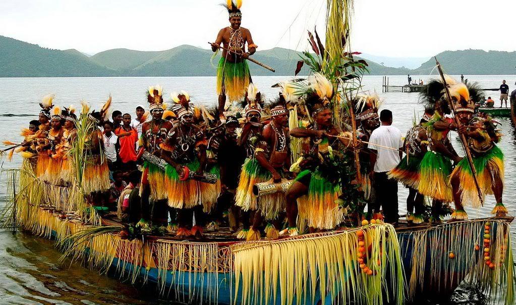 Festival Danau Sentani digelar di sekitar Danau Sentani, Jayapura