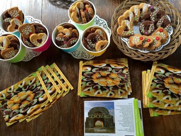 Dengan tampilnya buku kuliner di ajang Frankfurt Book Fair 2016 Indonesia semakin optimis menjadi pusat gastronomi dunia (source image: Omar Niode Foundation)