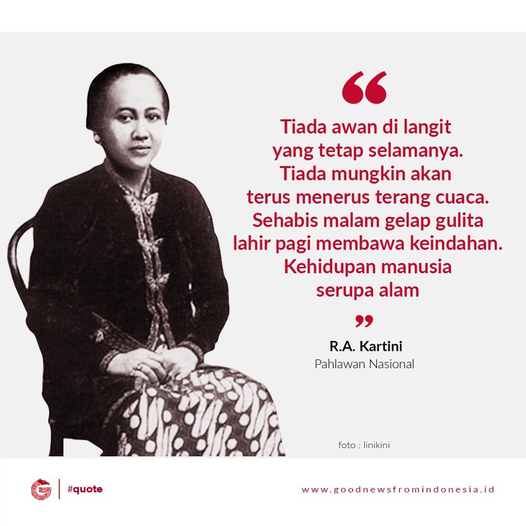 Gambar Spbu: Perjuangan Dan Titik Menyerah Kartini Dalam Carik-carik