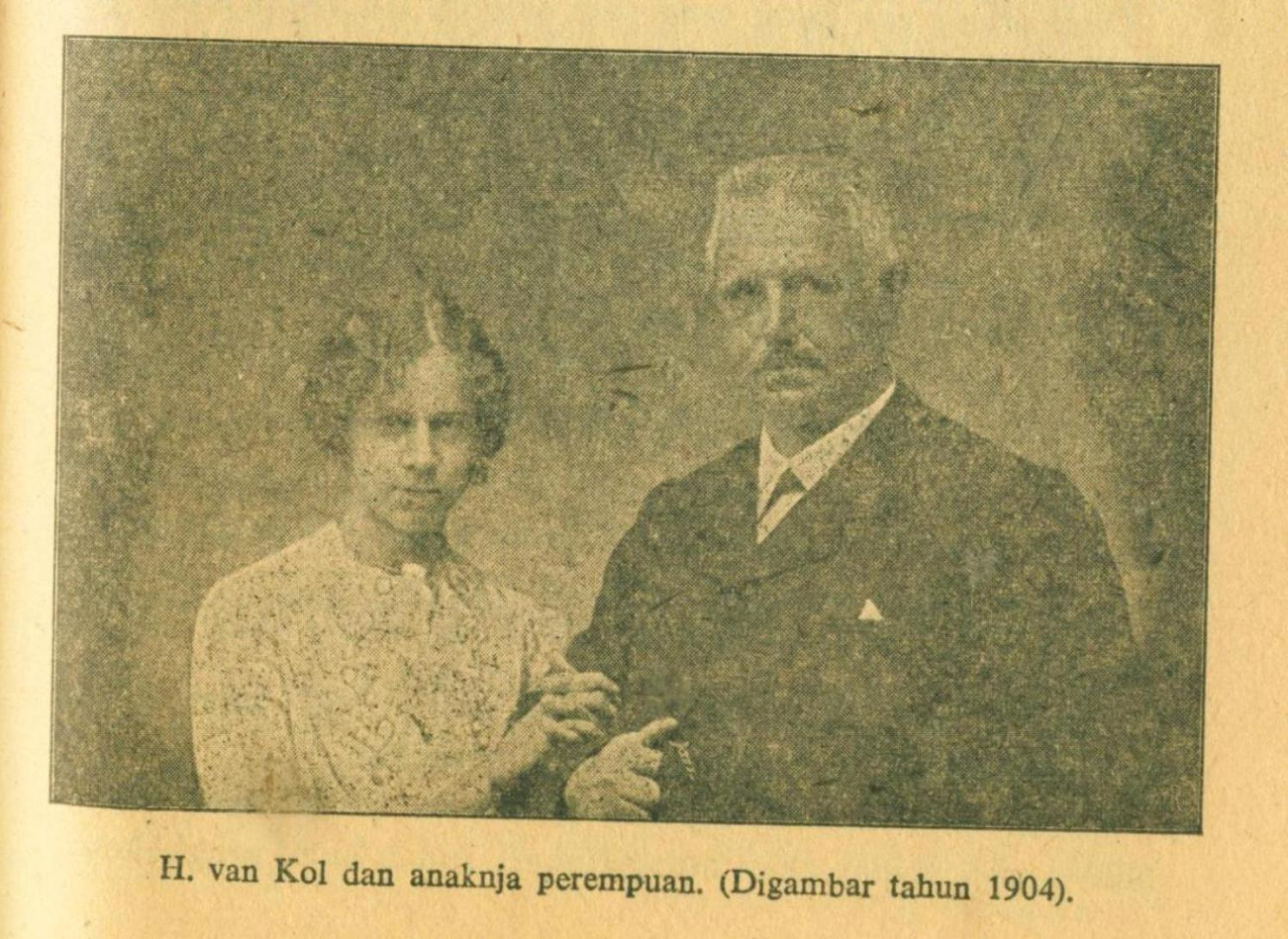 Tuan van Kol merupakan salah satu sahabat pena Kartini