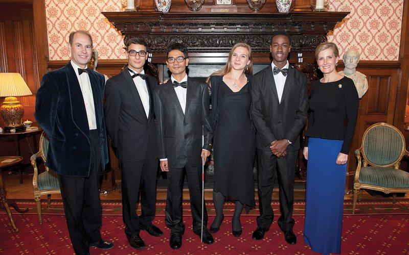 Tahun 2015 Sikdam mendapat kehormatan menjadi tamu undangan dari Kerajaan Inggris