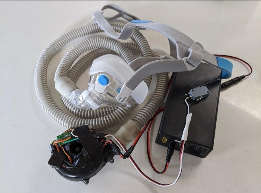 Vent-I atau ventilator alternatif yang dikembangkan ITB   ITB.ac.id