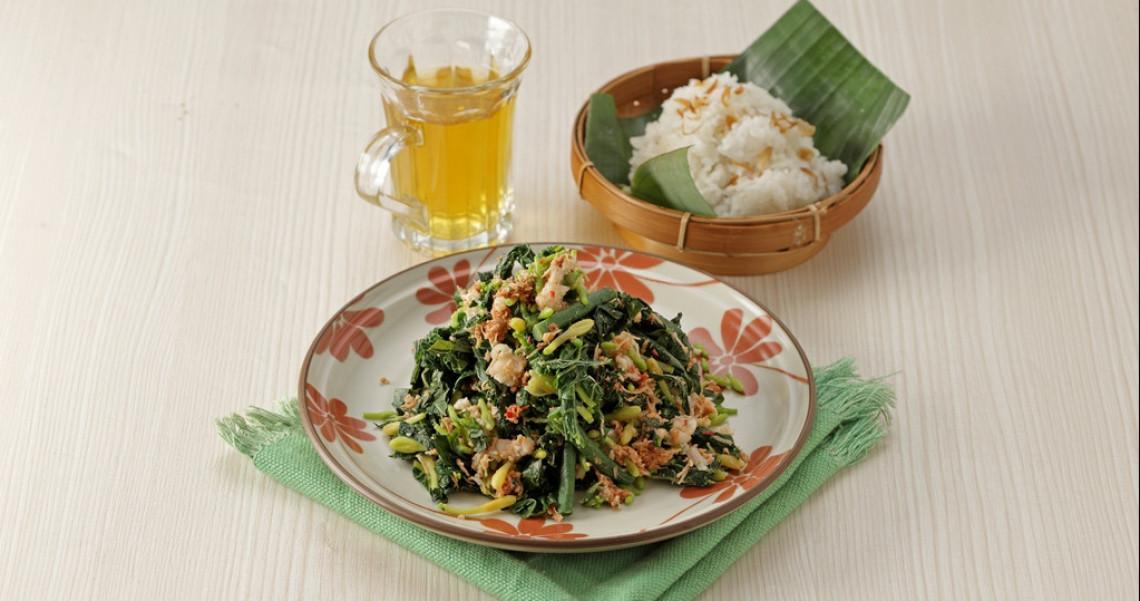 Anyang deli dijadikan sebagai hidangan rumahan oleh masyarakat Melau Deli | Foto : PesonaIndonesia