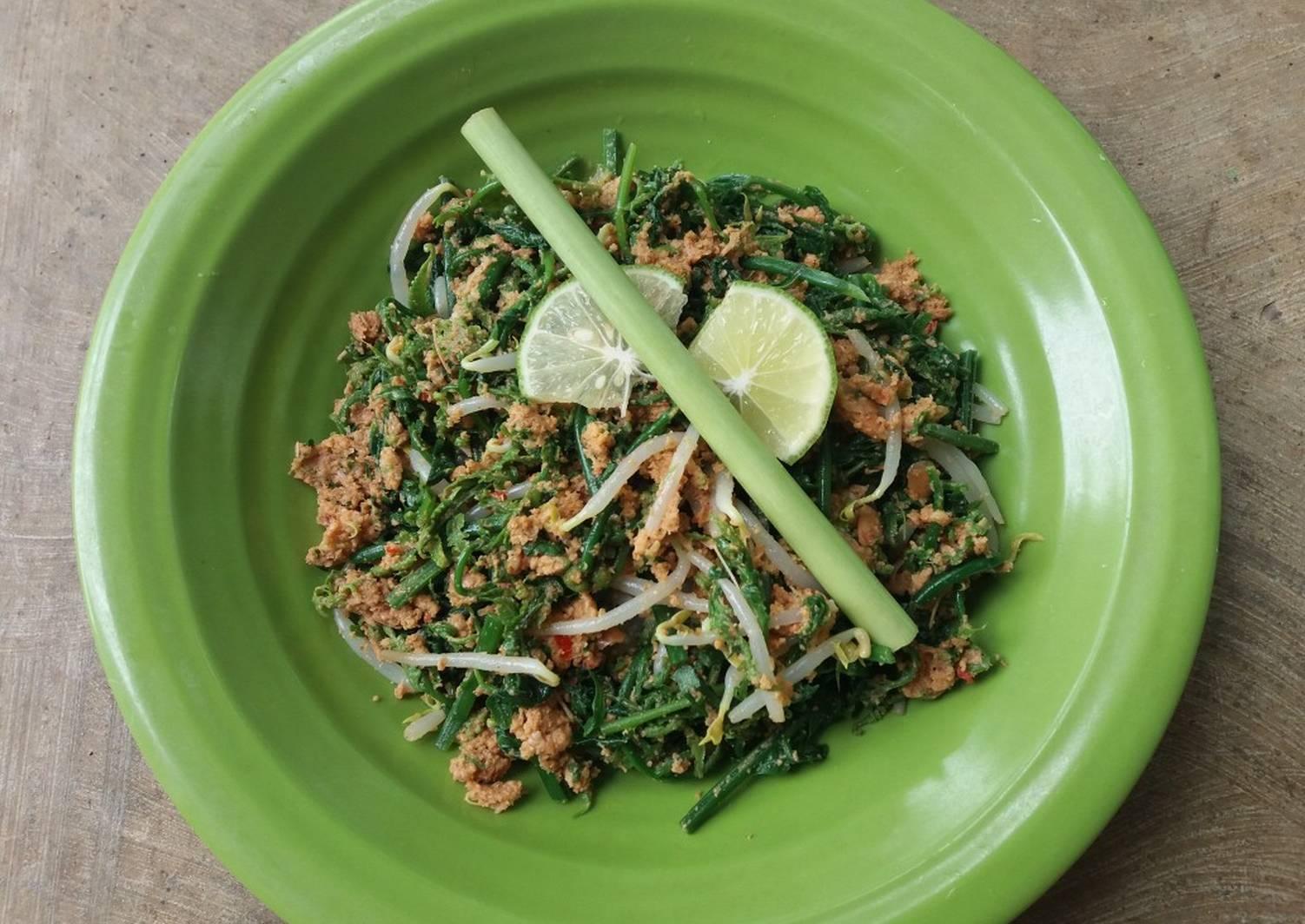 Anyang Deli Salad Ala Masyarakat Melayu