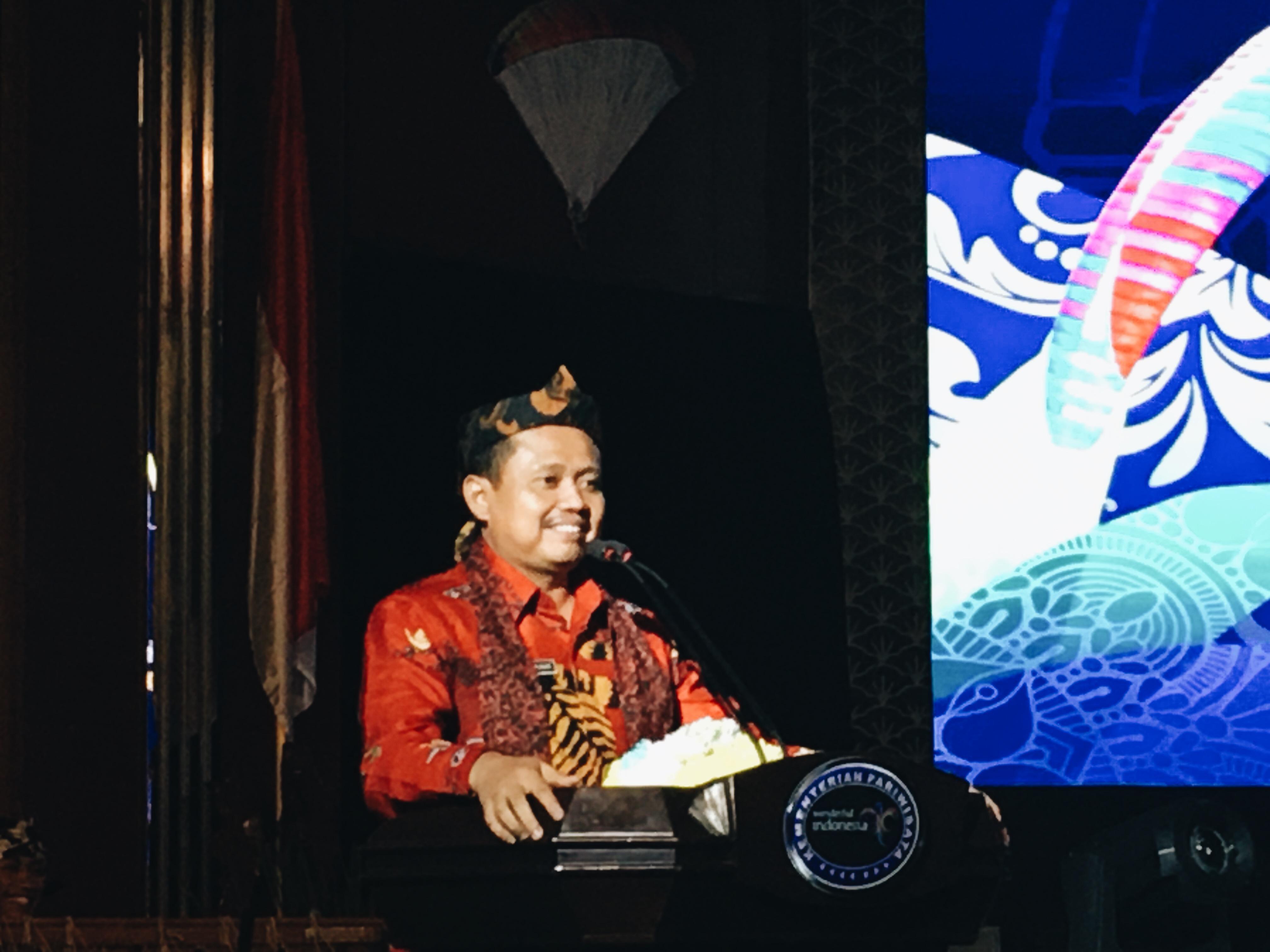 Bupati Sumedang, Bapak Dony Ahmad Munir | Foto : Asriyati/GNFI