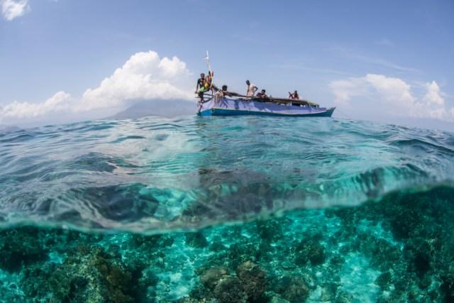 Pulau Alor | foto : Shutter stock/kumparan.com