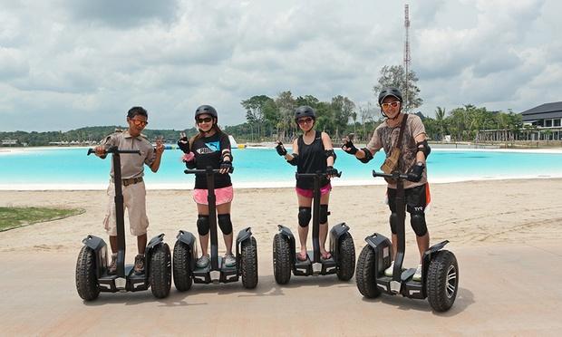 Segway skuter l Sumber: tripzilla.sg